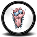 128x128px size png icon of Balls of Steel 3
