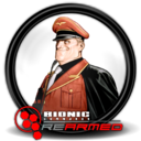 128x128px size png icon of Bionic Commando Rearmed 1