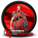 128x128px size png icon of Bionic Commando Rearmed 2