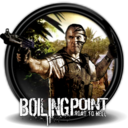 128x128px size png icon of Boiling Point Road to Hell 1