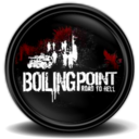 128x128px size png icon of Boiling Point Road to Hell 3