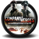 128x128px size png icon of Company of Heroes Opossing Fronts new 1