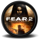 128x128px size png icon of FEAR 2 Project Origin final 1