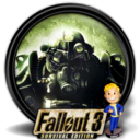 128x128px size png icon of Fallout 3 Survival Edition 1