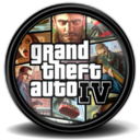 128x128px size png icon of GTA 4 new 5