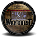 128x128px size png icon of Medal of Honor AA Warchest Box 1