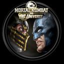 128x128px size png icon of Mortal Combat vs DC Universe 3