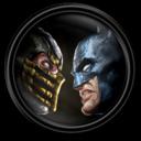 128x128px size png icon of Mortal Combat vs DC Universe 4