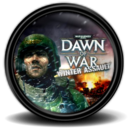 128x128px size png icon of Warhammer 40k Dawn of War Winter Assault 1