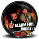 128x128px size png icon of Alarm fuer Cobra 11 Burning Wheels 1