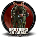 128x128px size png icon of Brothers in Arms Hells Highway new 10
