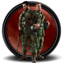 128x128px size png icon of Brothers in Arms Hells Highway new 11