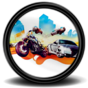 128x128px size png icon of Burnout Paradise The Ultimate Box 2