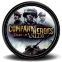 128x128px size png icon of Company of Heroes Tales of Valor 1