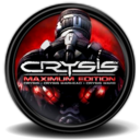 128x128px size png icon of Crysis Maximum Edition 1