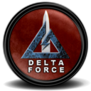 128x128px size png icon of Delta Force 1