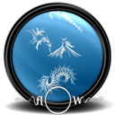 128x128px size png icon of Flow 1