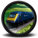 128x128px size png icon of Rail Simulator 4