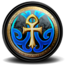 128x128px size png icon of Runes of Magic Priest 1