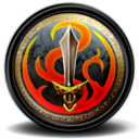 128x128px size png icon of Runes of Magic Warrior 1