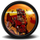 128x128px size png icon of Space Rangers 2 2