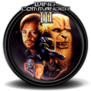 128x128px size png icon of Wing Commander III 1