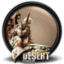 128x128px size png icon of Battlefield 1942 Desert Combat 2