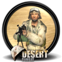 128x128px size png icon of Battlefield 1942 Desert Combat 4