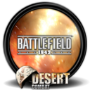 128x128px size png icon of Battlefield 1942 Desert Combat 5