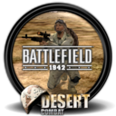 128x128px size png icon of Battlefield 1942 Desert Combat 6