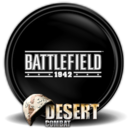 128x128px size png icon of Battlefield 1942 Desert Combat 7