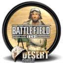 128x128px size png icon of Battlefield 1942 Desert Combat 8