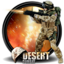 128x128px size png icon of Battlefield 1942 Desert Combat 9
