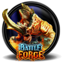 128x128px size png icon of Battleforge new 3