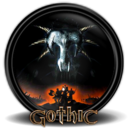 128x128px size png icon of Gothic 1