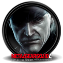 128x128px size png icon of Metal Gear Solid 4 GOTP 2