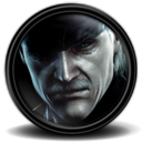 128x128px size png icon of Metal Gear Solid 4 GOTP 7