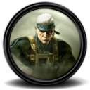 128x128px size png icon of Metal Gear Solid 4 GOTP 9