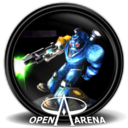 128x128px size png icon of Open Arena 1