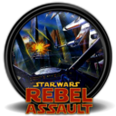 128x128px size png icon of Star Wars Rebel Assault 1
