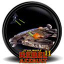 128x128px size png icon of Star Wars Rebel Assault II 1