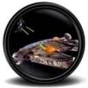 128x128px size png icon of Star Wars Rebel Assault II 2