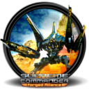 128x128px size png icon of Supreme Commander Forged Alliance new 1