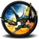 128x128px size png icon of Supreme Commander Forged Alliance new 2