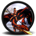 128x128px size png icon of Drakan Order of the Flame 2
