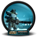 128x128px size png icon of Fallout 3 Operation Anchorage 3