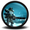 128x128px size png icon of Fallout 3 Operation Anchorage 4