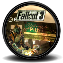 128x128px size png icon of Fallout 3 The Pitt 1