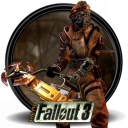128x128px size png icon of Fallout 3 The Pitt 3