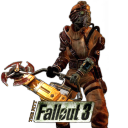 128x128px size png icon of Fallout 3 The Pitt 4